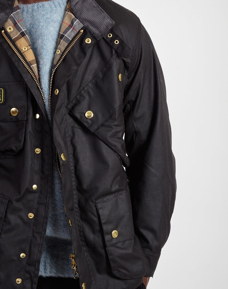 Barbour - International Original Jacket Black