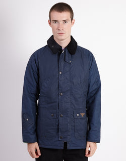 Barbour - Beacon Lingmell Wax Jacket Dark Blue