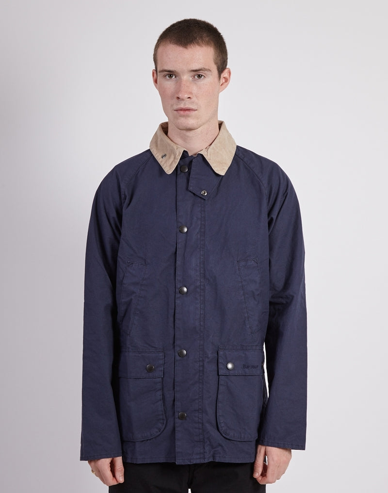 Barbour - Made for Japan Washed Slim Bedale Navy