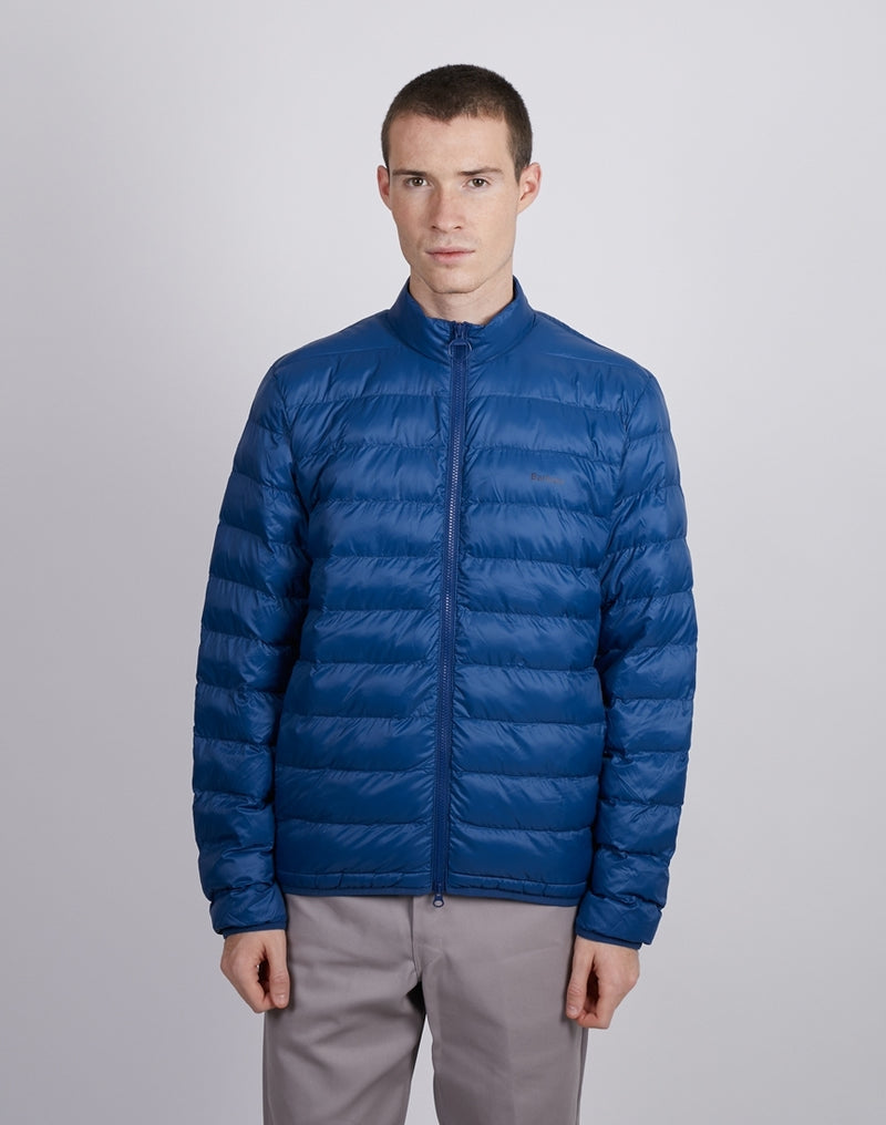 Barbour - Penton Quilted Jacket Blue