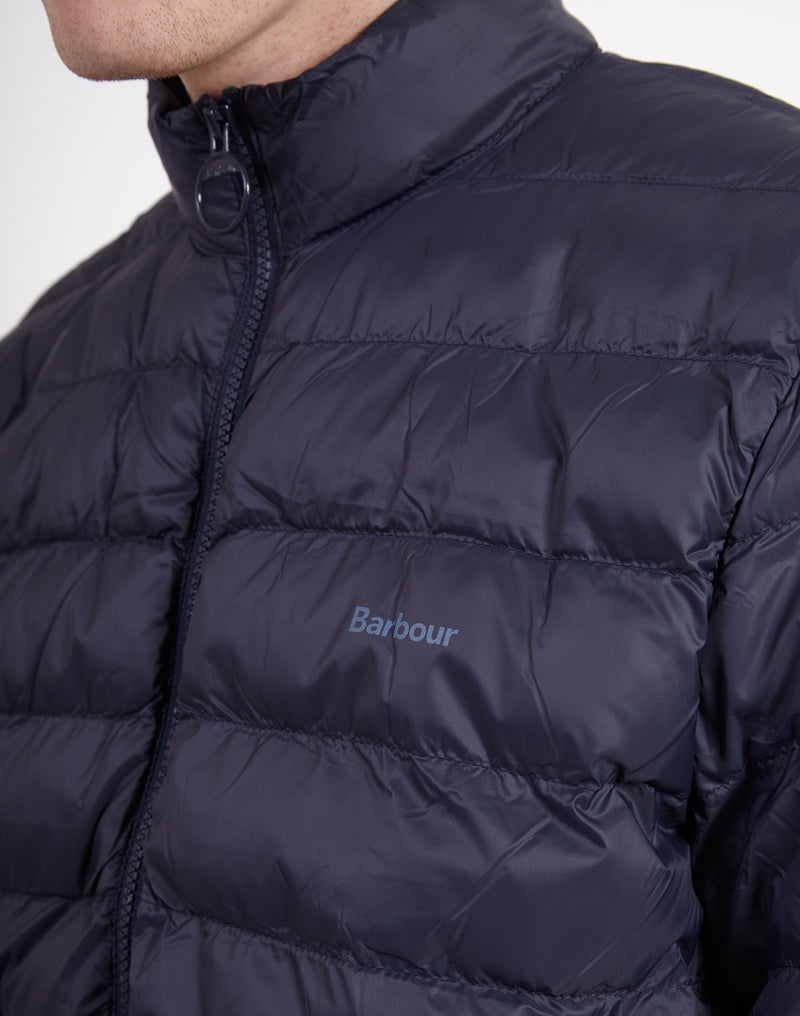 Barbour - Penton Quilted Jacket Navy