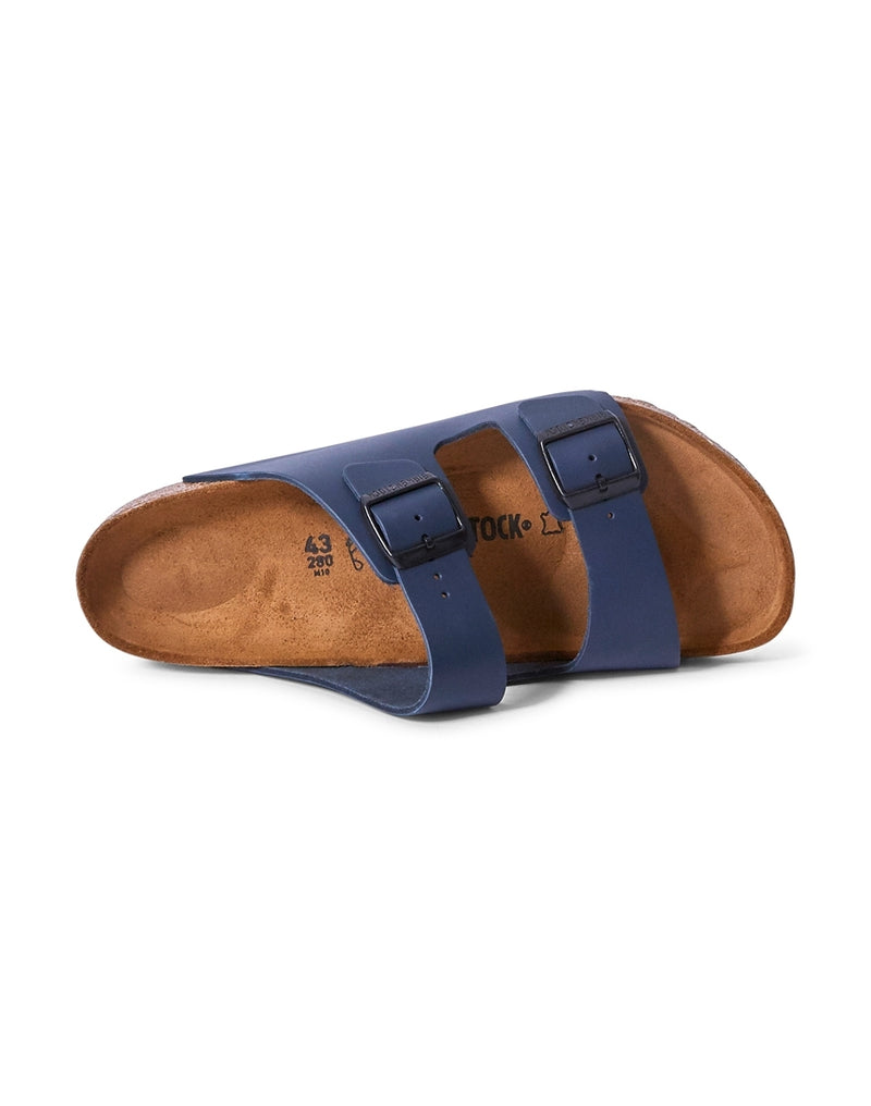 Birkenstock - Classic Arizona Sandal Blue Leather