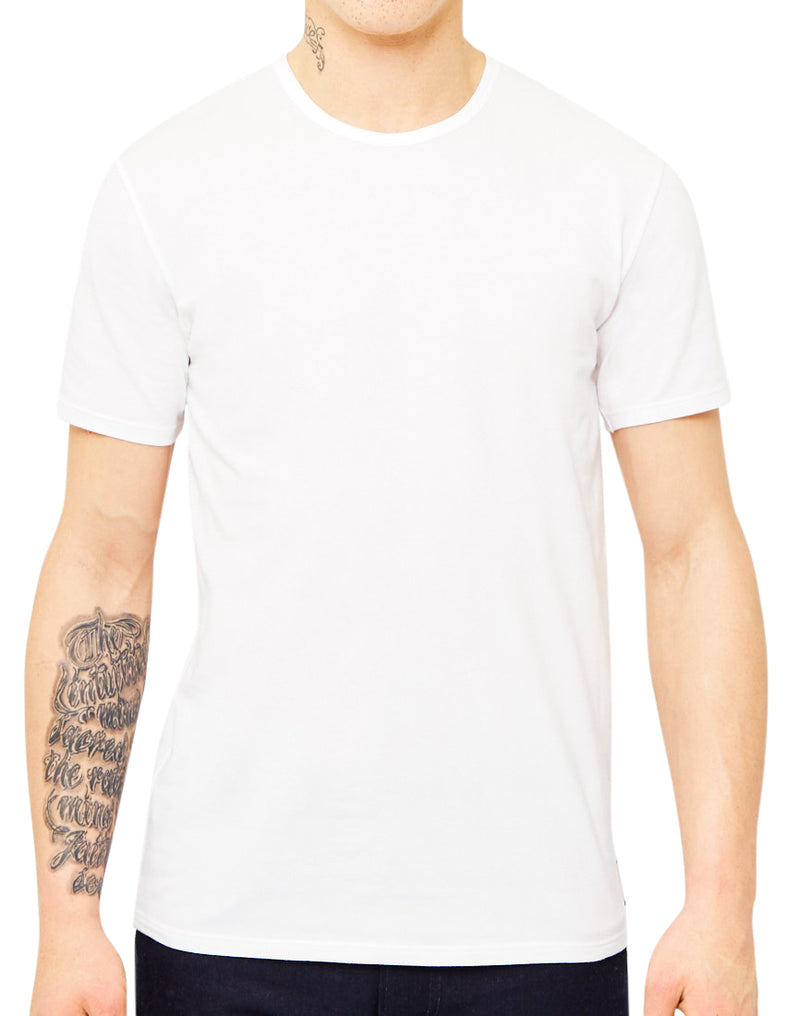 Calvin Klein - Underwear 2 Pack Slim Fit T-Shirts White