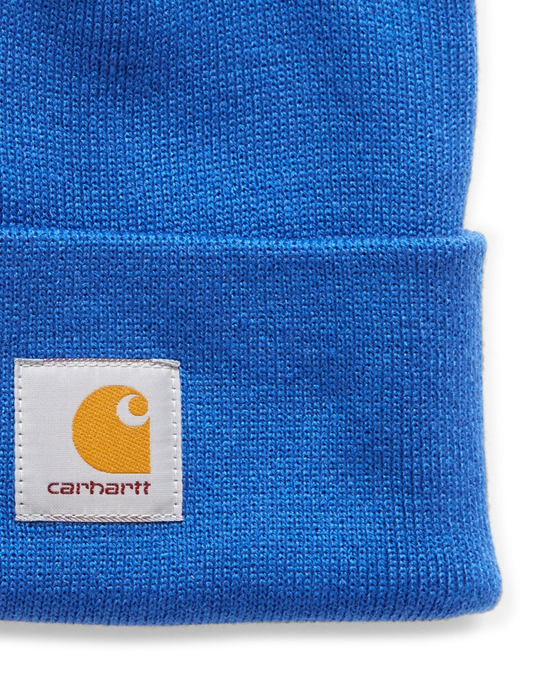 Carhartt WIP - Acrylic Watch Hat Blue