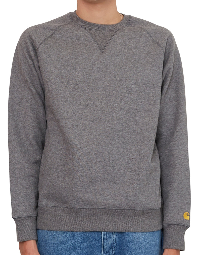 Carhartt WIP - Chase Sweatshirt Grey Heather
