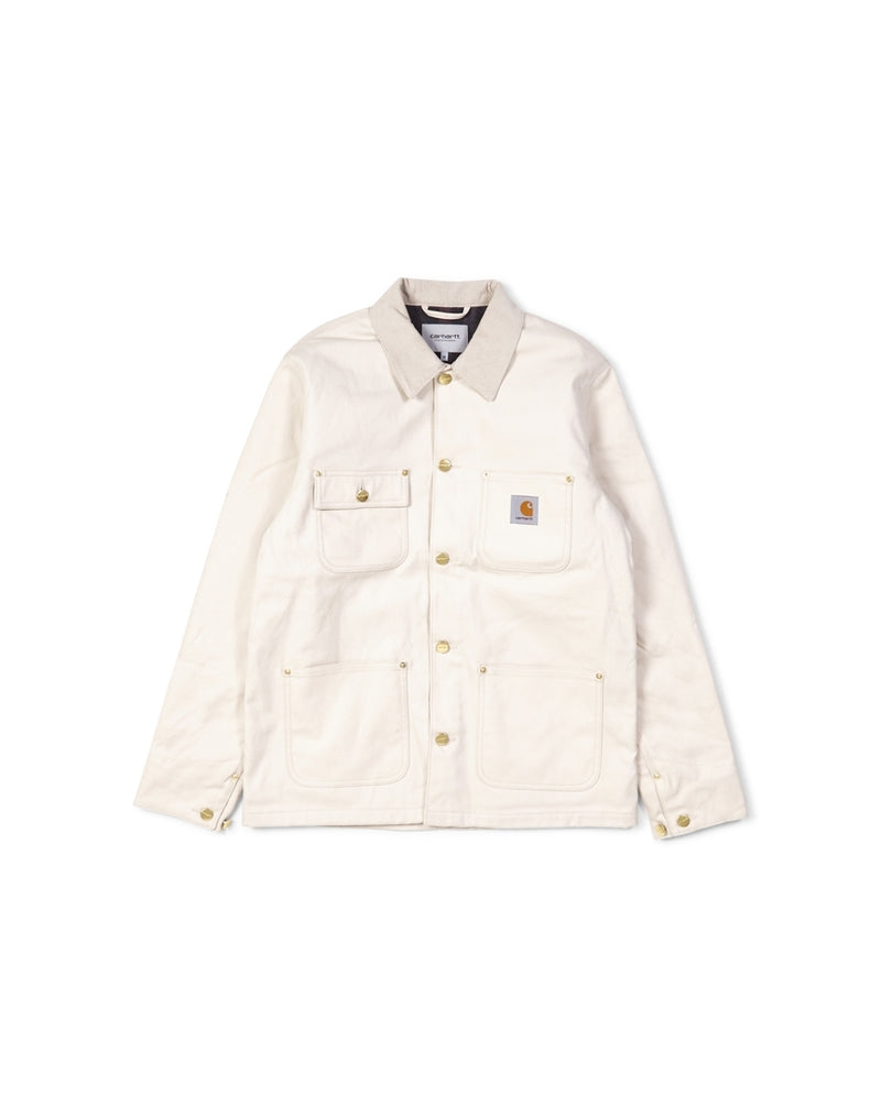 Carhartt WIP - Michigan Coat Off White