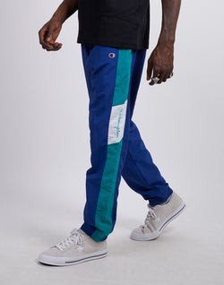 Champion - Elastic Cuff Pants Blue