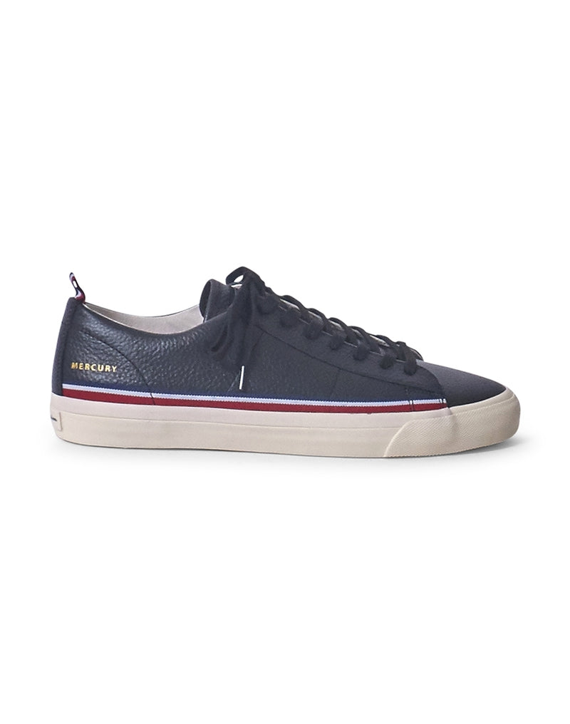 Champion Footwear - Low Cut Mercury Low Leather Trainer Black