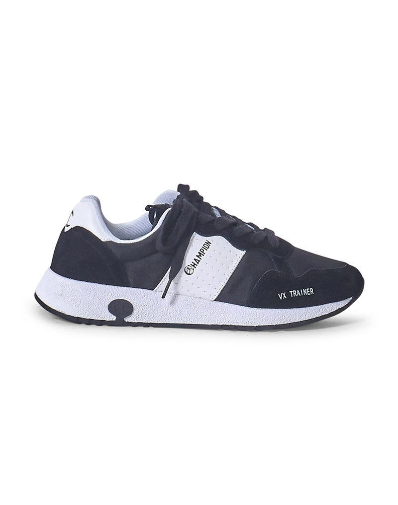 Champion Footwear - Low Cut VX Trainer Black & Grey