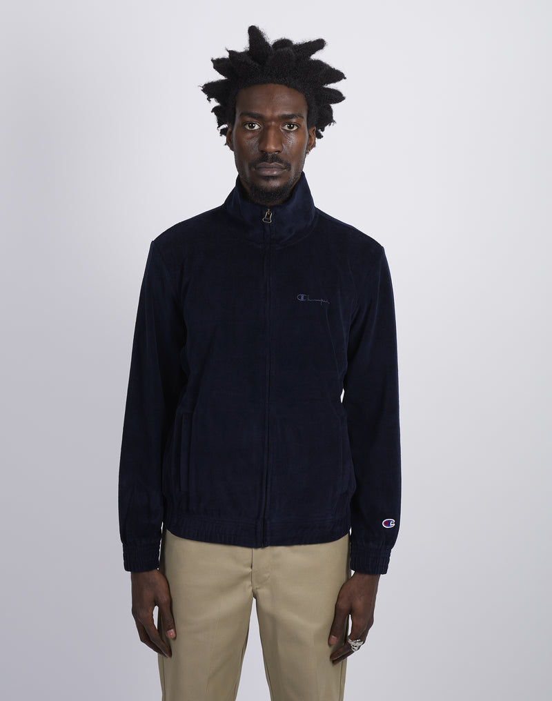 Champion - Full Zip Sweatshirt Navy