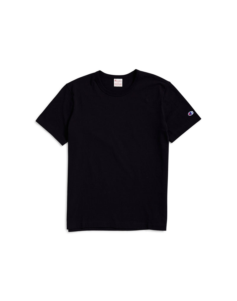Champion - Reverse Weave Crew Neck T-Shirt Black