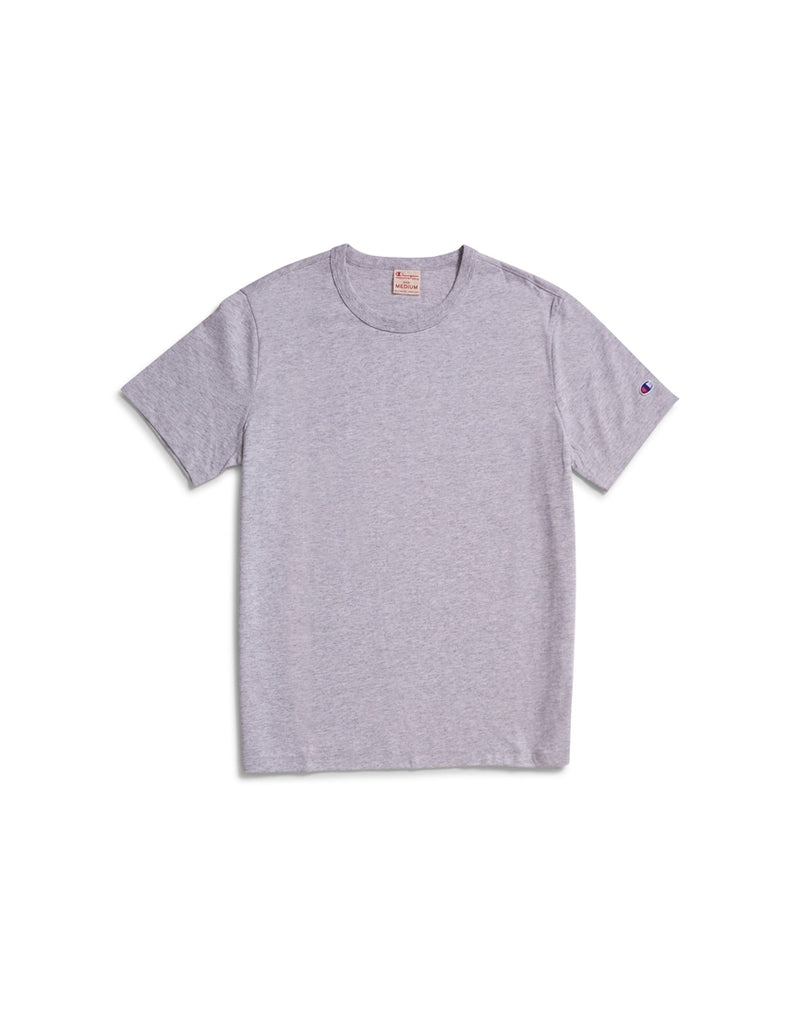 Champion - Reverse Weave Crew Neck T-Shirt Grey