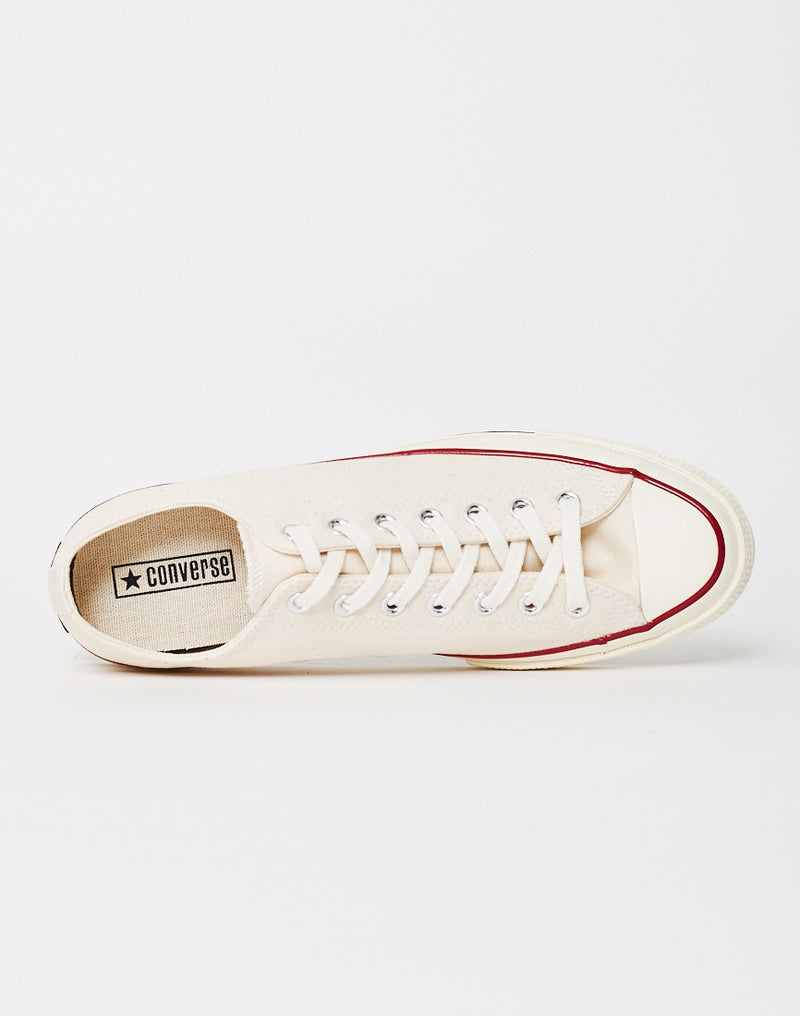 Converse - Chuck Taylor All Star 70's Ox Low Parchment Off White