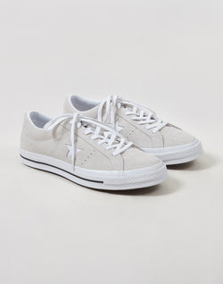 Converse - One star Ox White