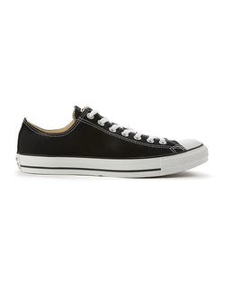 Converse - Chuck Taylor All Star OX Black Plimsolls