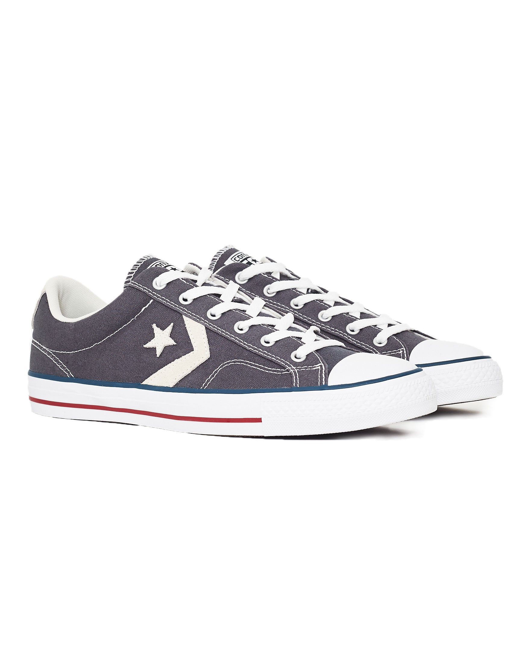 Converse CONS Star Player Plimsolls Grey