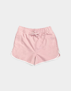 The Idle Man - Swim Shorts Pink