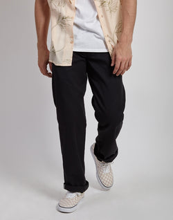 Dickies - 873 Slim Work Pant Black