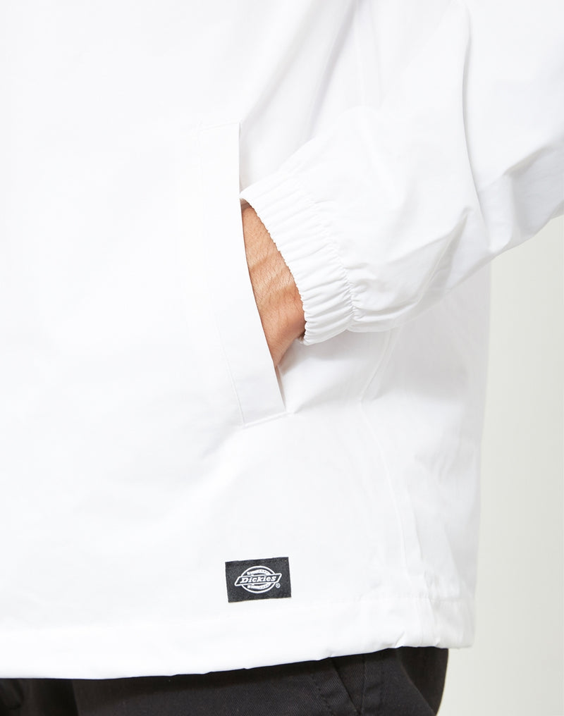 Dickies - Torrance Coach Jacket White