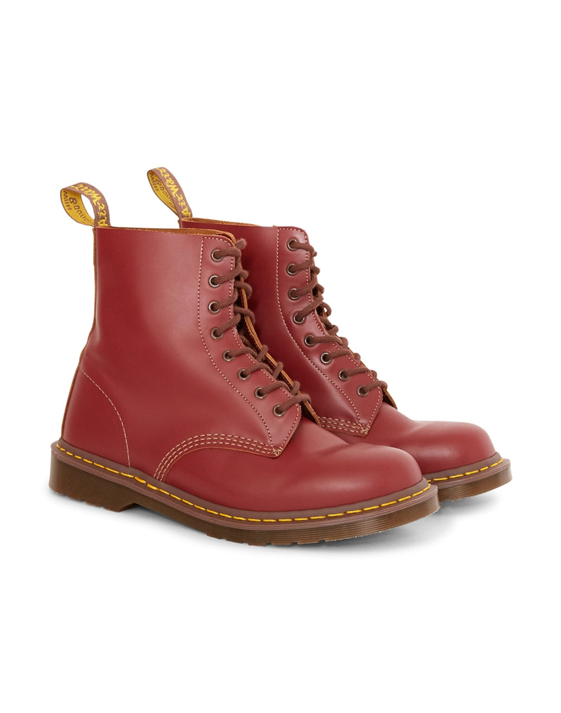 Dr Martens - Made In England Vintage 1460 Boot Burgundy
