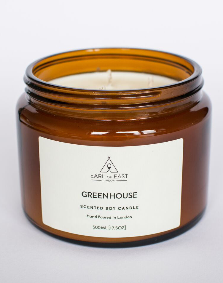 Earl of East - Greenhouse 500ml Candle