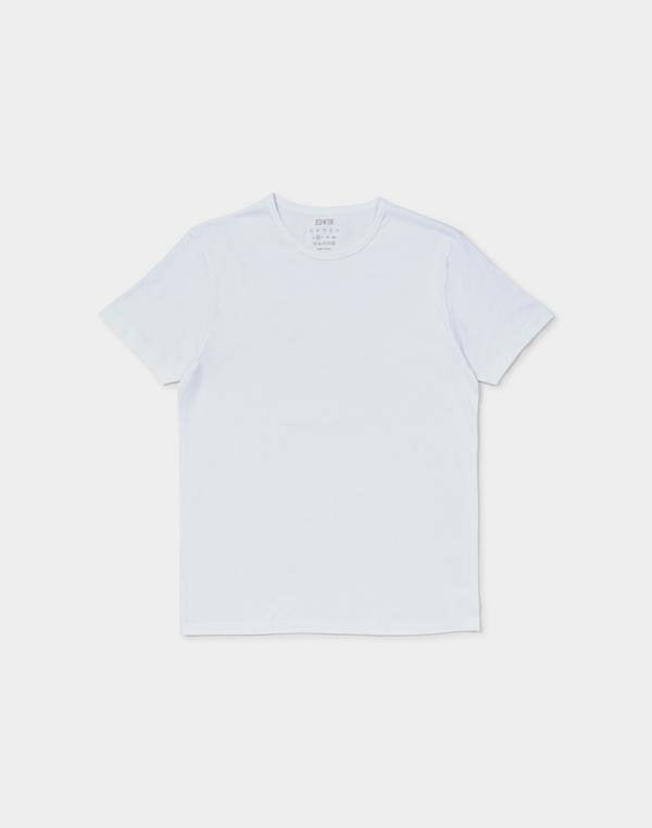Edwin - Double Pack Short Sleeve T-Shirt White