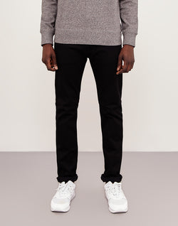 Edwin - ED-80 Slim Tapered CS Ink Black Rinsed Jeans