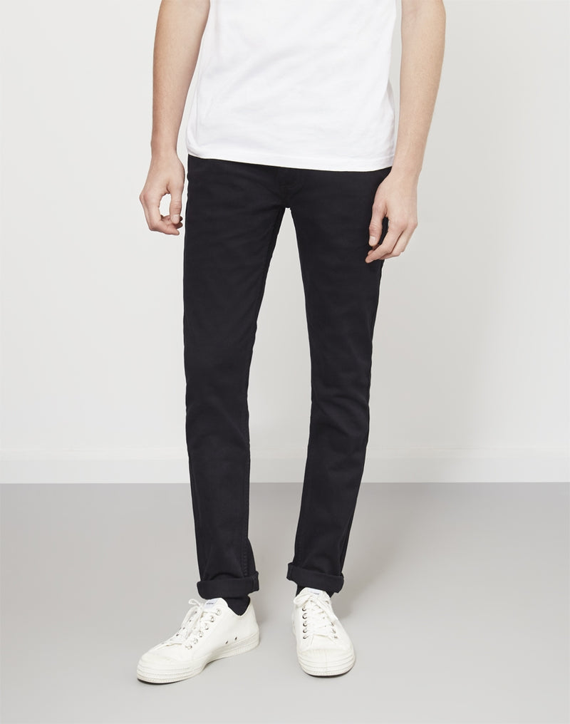 Farah - Drake Super Slim Fit Jeans Black