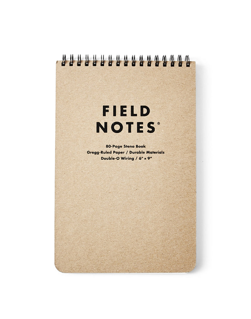 Field Notes - 80-Page Steno Pad
