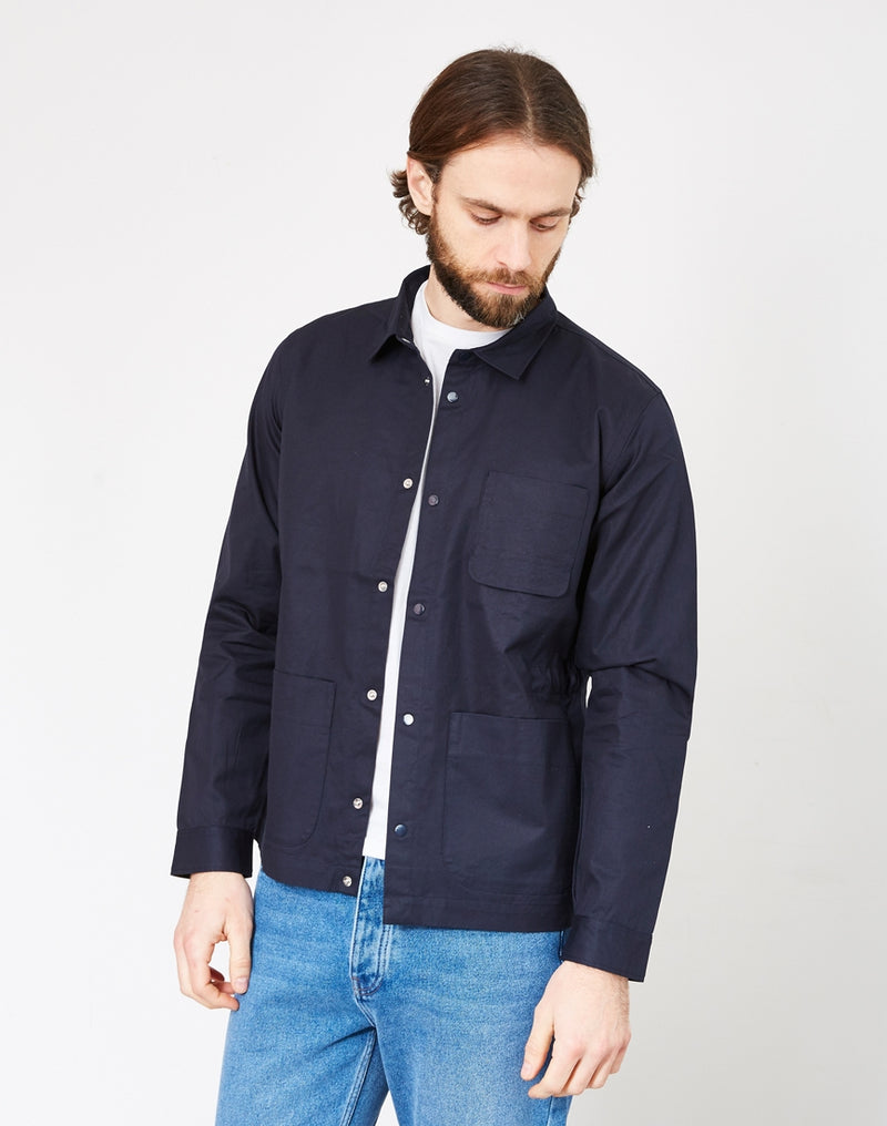 Folk - Painters Jacket Navy