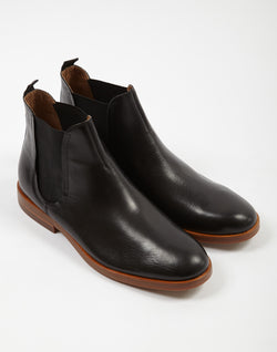 Hudson - Adlington Calf Chelsea Boot Black