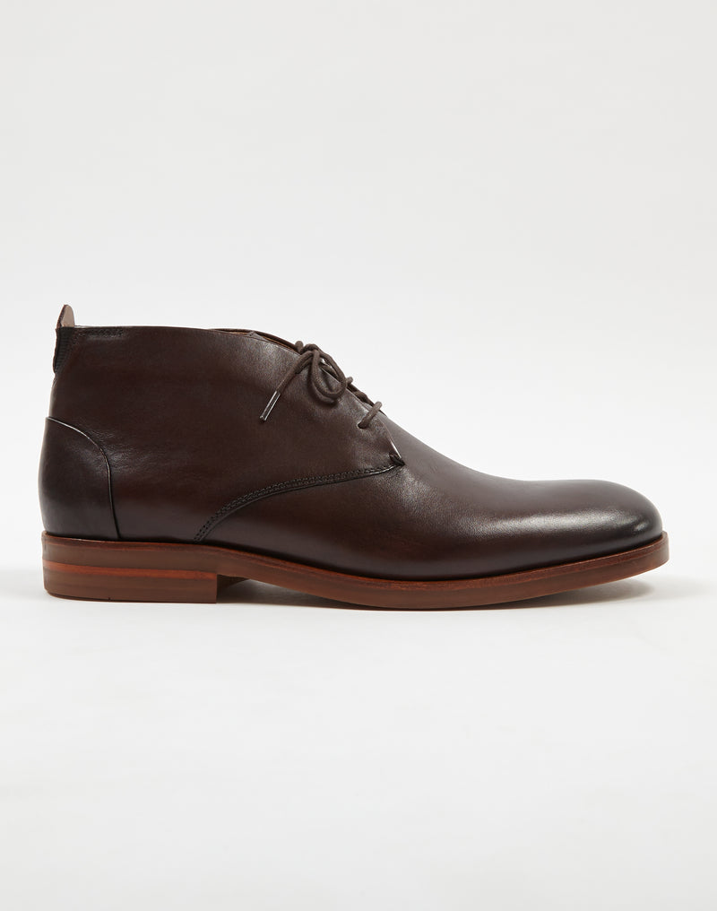 Hudson - Bedlington Calf Chukka Boot Brown