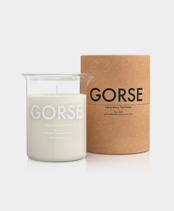 Laboratory Perfumes - Gorse Candle