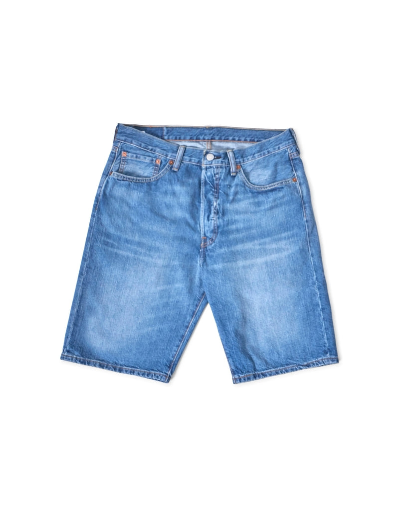 Levi's - Red Tab 501 Hemmed Short Blue