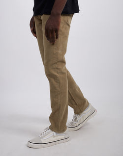 Levi's - 511 Slim Fit Cord Trousers Beige