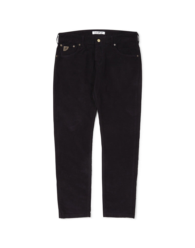 Lois Jeans - Sierra Slim Fit Needle Cord Pant Black