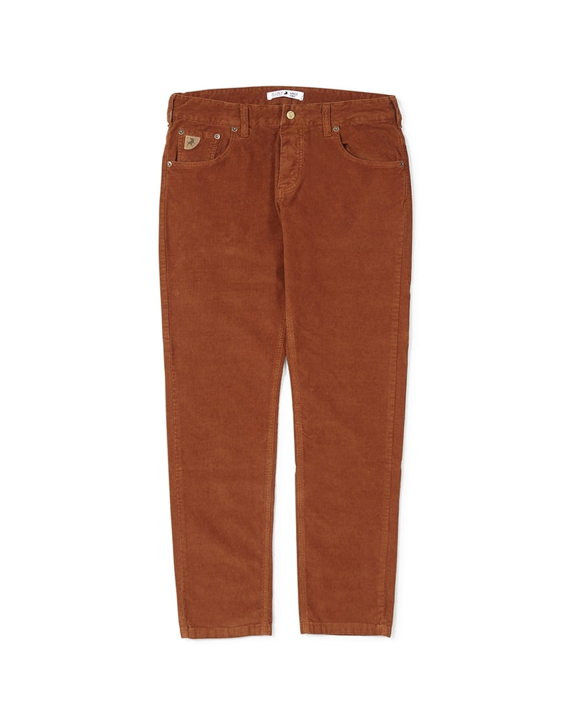 Lois Jeans - Sierra Slim Fit Needle Cord Pant Brown