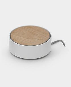 Native Union - Eclipse Wooden Charger White