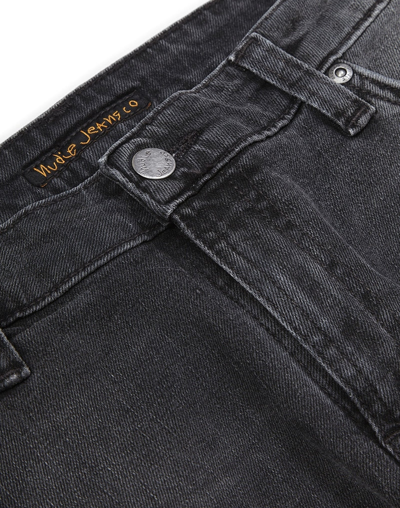 Nudie Jeans Co - Skinny Lin Jeans Black Movement