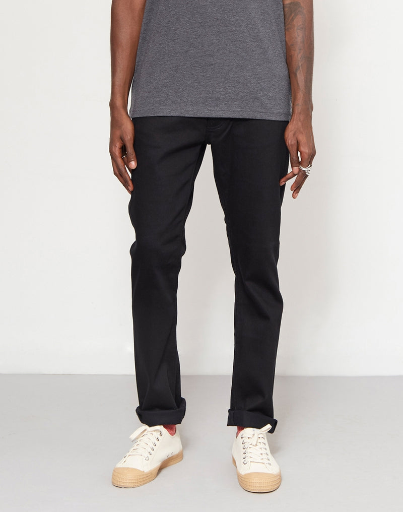 Nudie Jeans Co - Dude Dan Dry Ever Jeans Black