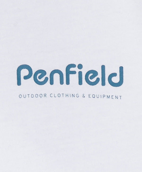 Penfield - Tolland Graphic T Shirt White