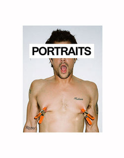 Rizzoli - Terry Richardson Portraits Book