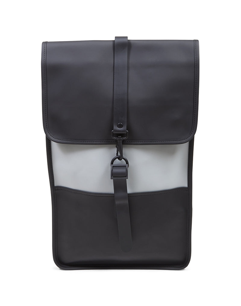 Rains - Backpack Black/Stone - Black