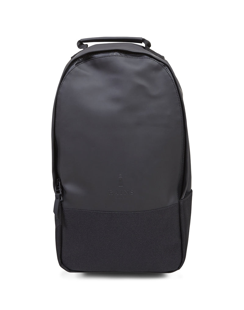 Rains - City Backpack Black - Black