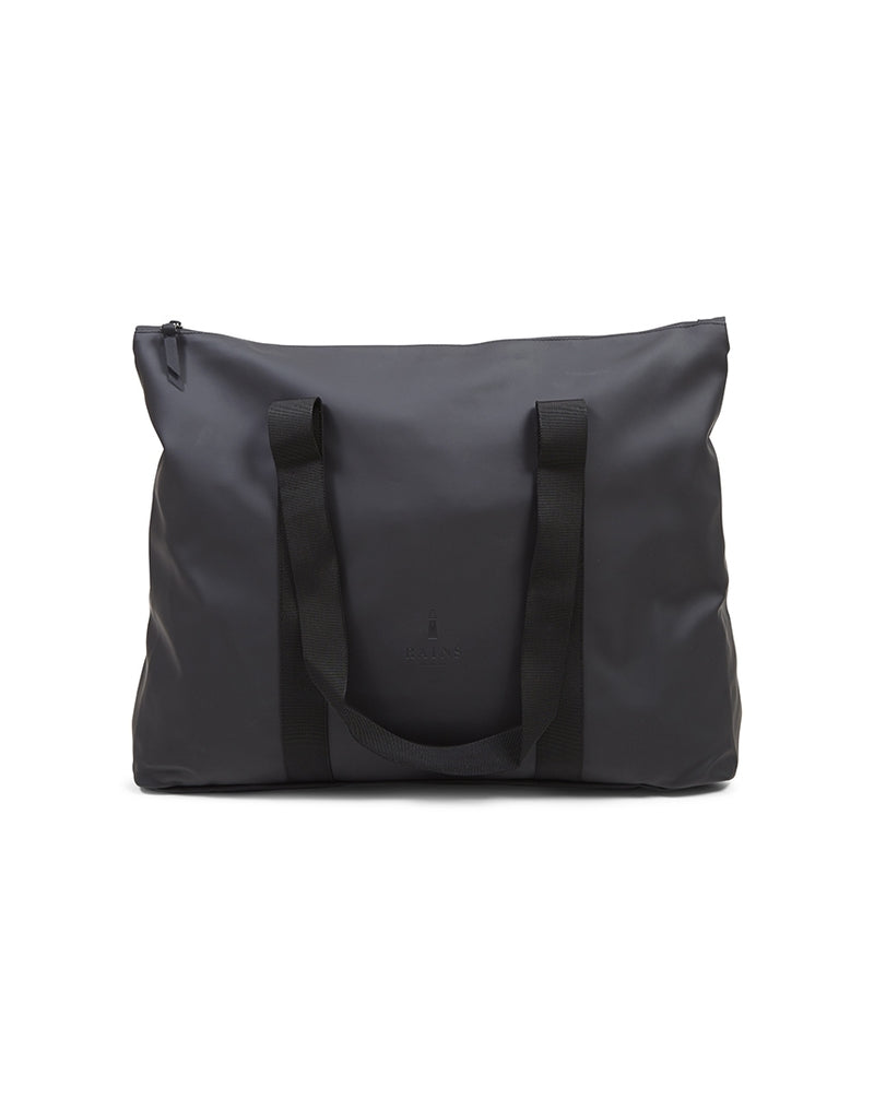 Rains - City Tote Bag Black - Black