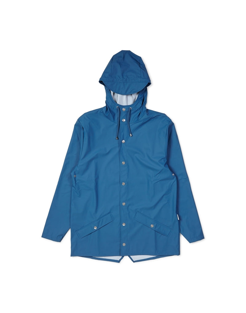 Rains - Jacket Faded Blue
