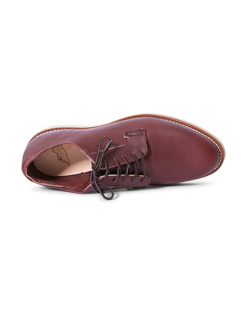 Red Wing - Heritage Work Postman Shoe Burgundy
