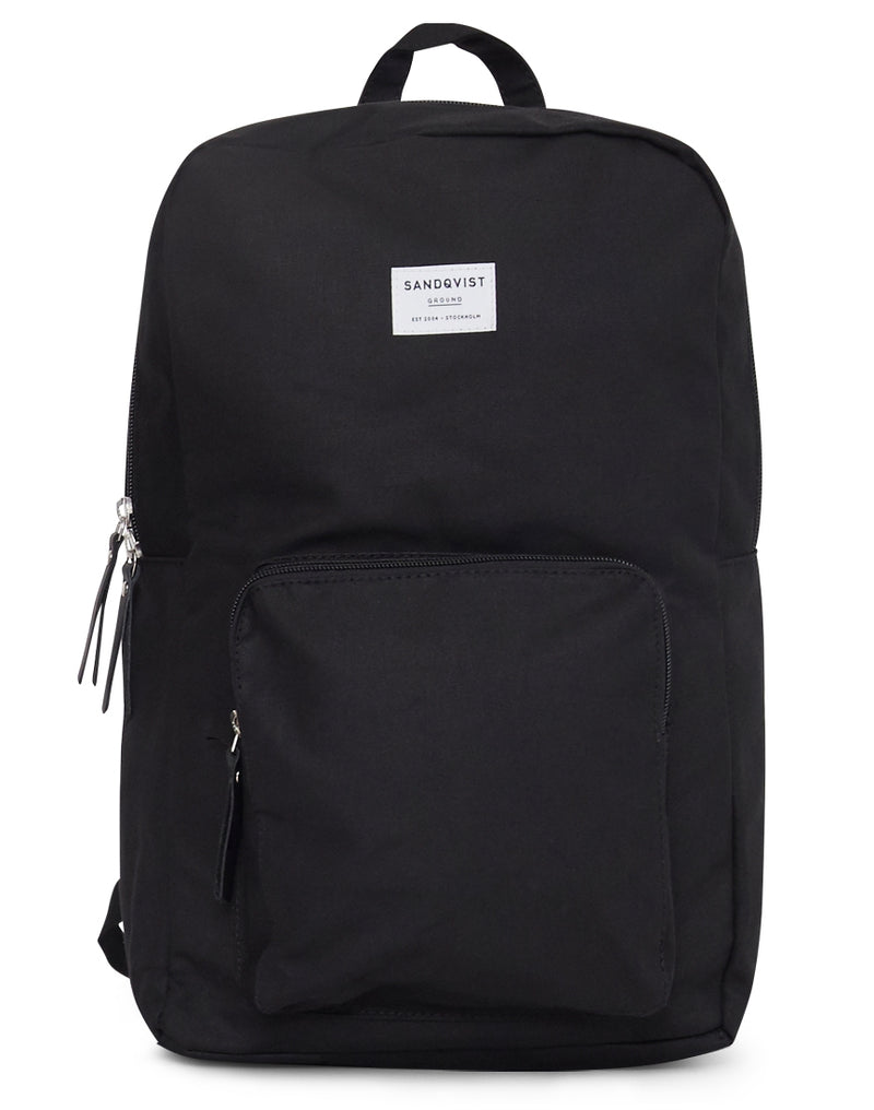 Sandqvist - Backpack Kim Black
