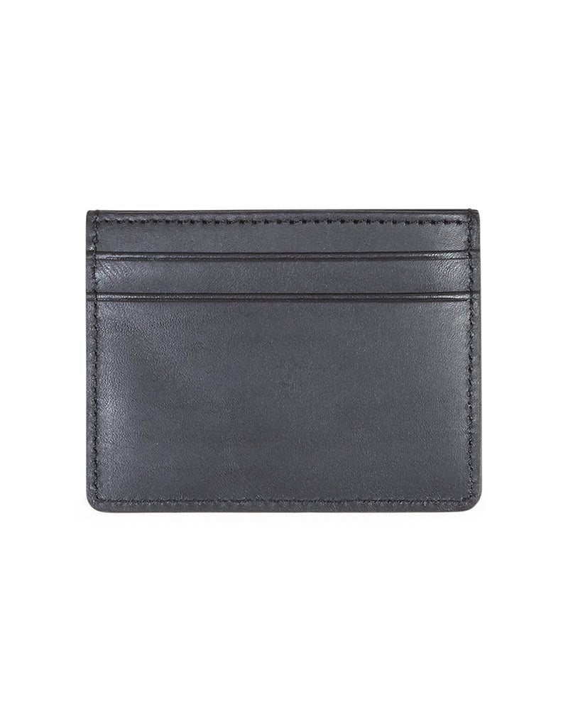 Sandqvist - Fred Leather Card Holder Black - Black