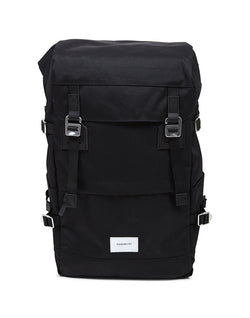 Sandqvist - Harald Backpack Black - Black